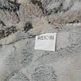 Плед снежок из микрофибры 200*230 цветы, фото 4