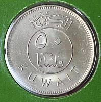 Монета Кувейта 50 филсов 1983 г.