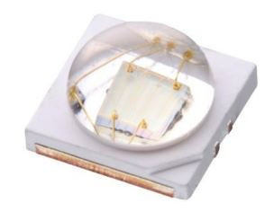 Світлодіод янтарний 592нм 700мА 132лм PK2N-3LAE-SD PROLIGHT 8203