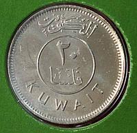 Монета Кувейта 20 филсов 1983 г.