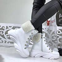 Спортивные зимние ботинки, фото 1