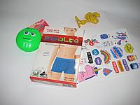 Трусики детские для мальчика набор Golt разные цвета 6-8 лет
