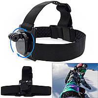 Крепление на голову для GoPro (вращение на 360 градусов), фото 1