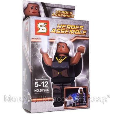 """SALE!Конструктор Super Heroes SY 266 (480) """"Герои"""""""
