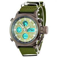 Часы наручные AMST AM3003-3 Military-Green (оригинал)