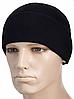 Зимняя тактическая шапка-подшлемник из флиса цвет темно-синий (40002015)
