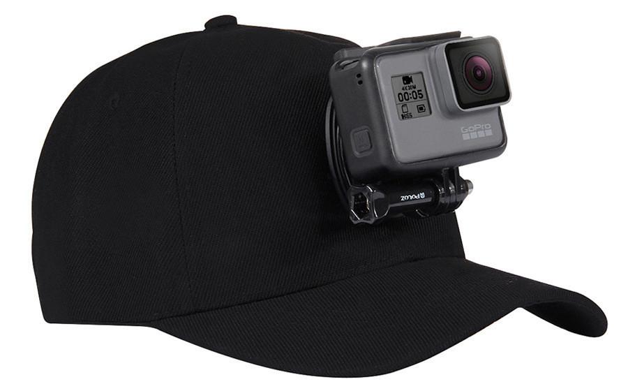 Бейсболка с креплением для GoPro