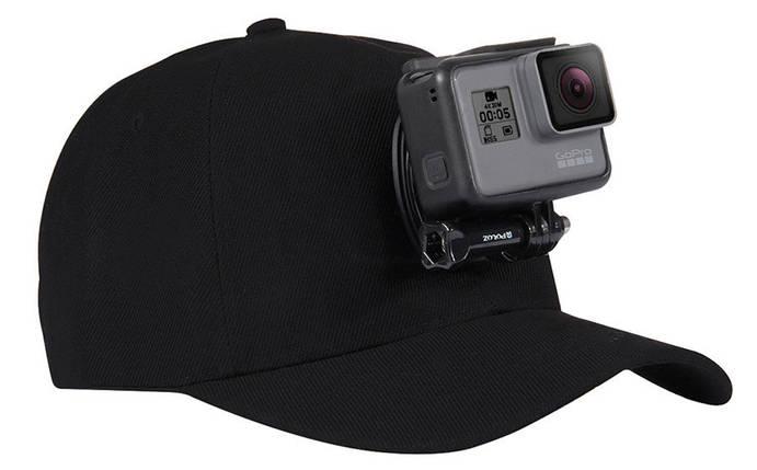 Бейсболка с креплением для GoPro, фото 2