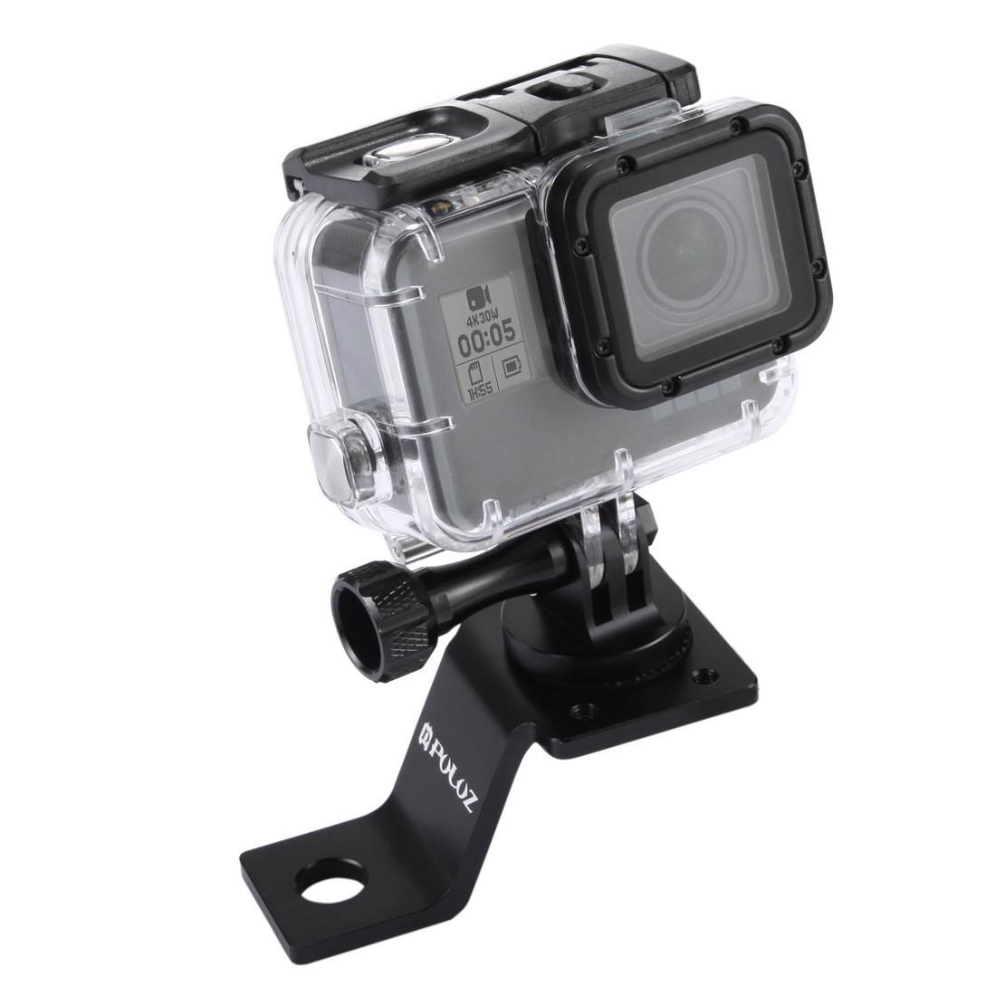 Металлическое крепление для GoPro на мотоцикл