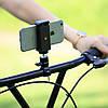 Металлическое крепление для GoPro на велосипед, на трубу 360°, фото 2