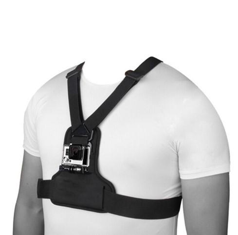 Крепление на грудь для GoPro (с центральным крепежом)