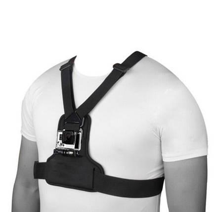 Крепление на грудь для GoPro (с центральным крепежом), фото 2