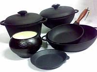 Чугунная посуда