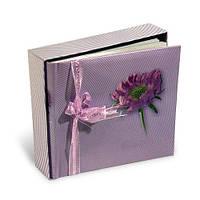 Фотоальбом Chako 10 на 15 см на 200 фото Fine Фиолетовый