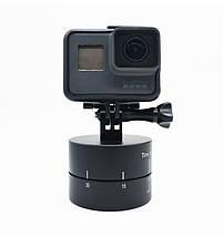 Металевий перехідник з гвинта 1/4 дюйма для GoPro, фото 3