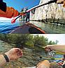 Крепление на грудь для GoPro с отражающими флуросцентными полосками, фото 4