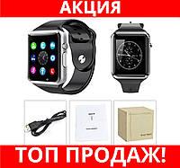 SALE!Умные смарт часы Smart Watch A1(ЧЕРНЫЕ!), фото 1