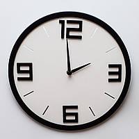 Настенные часы Clasik 01 White