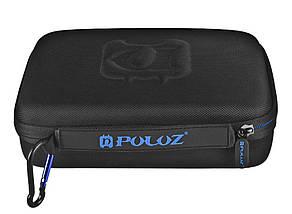 Кейс для аксесуарів GoPro Puluz 23 см x 17 см x 7 см (Medium size), фото 3