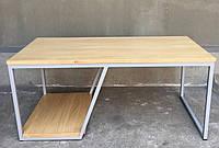 Кофейный журнальный столик в стиле Loft GS-480