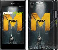 """Чехол на Sony Xperia Z1 C6902 Metro. Last light """"631c-38"""""""
