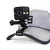 Металлическое крепление на кепку,рюкзак Telesin для GoPro GoPro.Xiaomi, SJcam