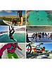 Комплект аксессуаров Puluz 19в1 для GoPro, фото 3
