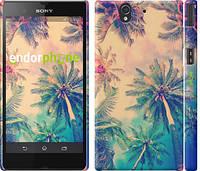 """Чехол на Sony Xperia Z C6602 Paradise """"2704c-40"""""""