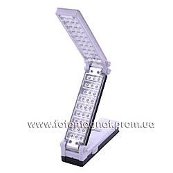Фонарь Светодиодная панель (светодиодная подсветка) Yajia  6830 TP, 30+27SMD