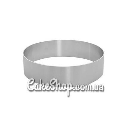 Кольцо для выпечки тартов, d-10 см