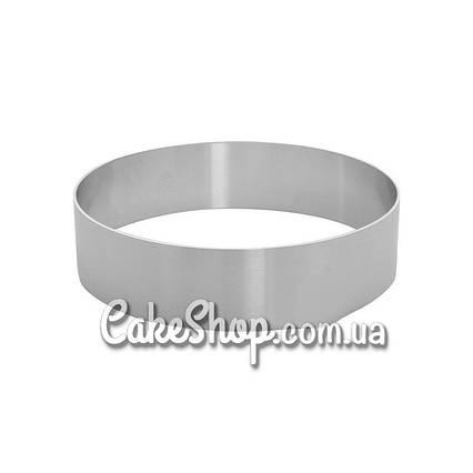 Кольцо для выпечки тартов, d-16 см