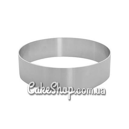 Кольцо для выпечки тартов, d-18 см