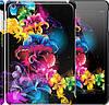 "Чехол на iPad mini Абстрактные цветы ""511c-27"""