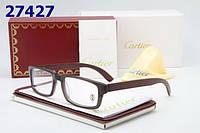 Оправы и солнцезащитные очки Cartie