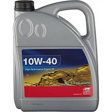 Моторное масло Febi 10w40  5л