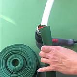 Термоусадочная темно-зеленая 42мм лента, фото 3