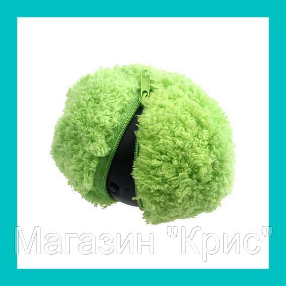 SALE!Мячик-попрыгун для уборки пыли Microfiber mop ball Mocoro
