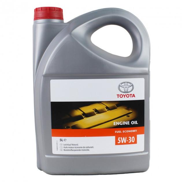 Моторне масло TOYOTA FUEL ECONOMY 5W-30, 5л