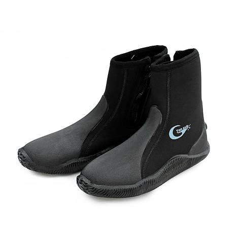 Ботинки ныряльщика неопрен YQ26  размер 8, фото 2
