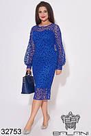 Платье-32753