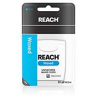 Зубная нить Johnson & Johnson Флос REACH Средней Жесткости Джонсон