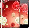 """Чехол на iPad mini 3 Дождь из роз """"1873c-54"""""""