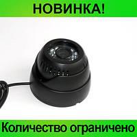 Камера видеонаблюдения 349 купольная DOME 1200TVL!Розница и Опт