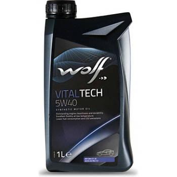 Wolf Oil Vitaltech 5W-40 1л