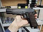 Пневматический пистолет KWC KM40(D) Colt M45 Пистолет пневмат Кольт М45, фото 2
