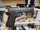 Пневматический пистолет KWC KM40(D) Colt M45 Пистолет пневмат Кольт М45, фото 3