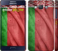 "Чехол на Samsung Galaxy A5 A500H Флаг Белоруссии ""400c-73"""