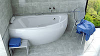 Акриловая ванна Milena 150х70 (левая) Besco PMD Piramida