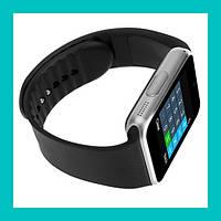 Умные часы Smart Watch GT08 (серебро)