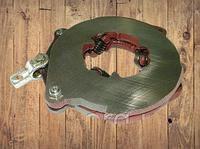 Диск тормозной нажимной МТЗ-80 50-3502030-А (схлестка), фото 1